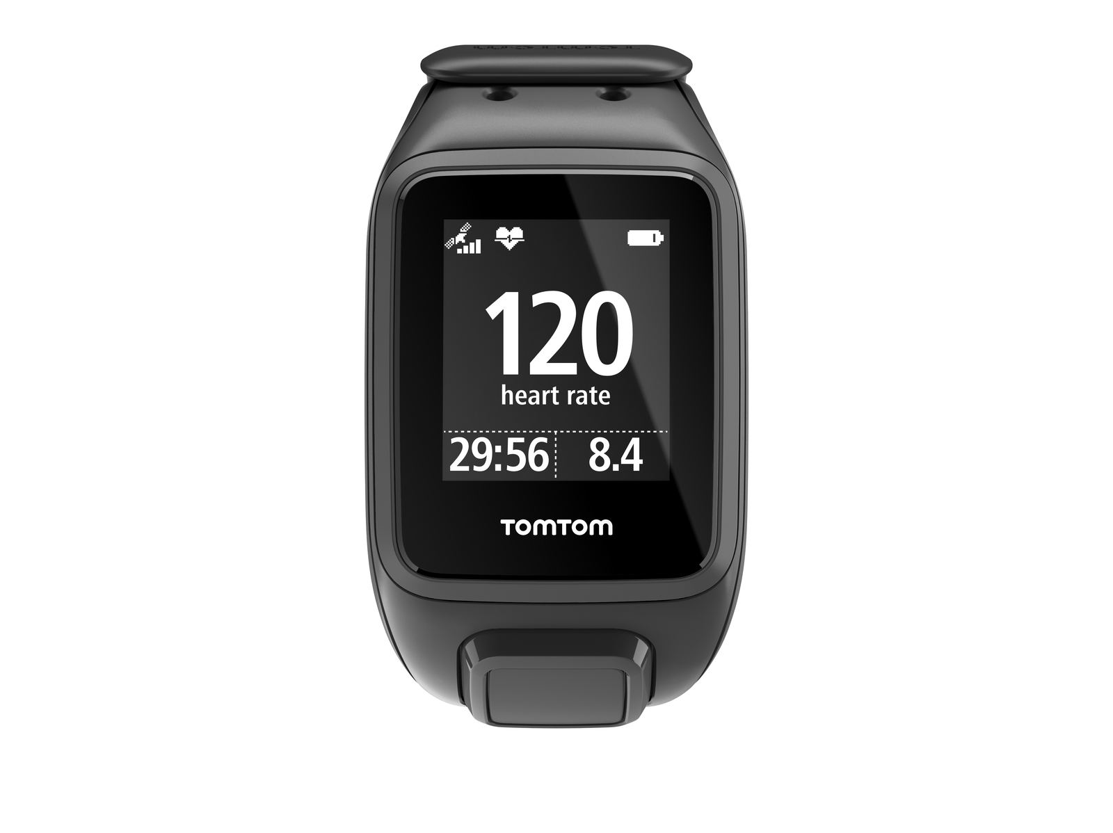 tomtom spark gps watch manual