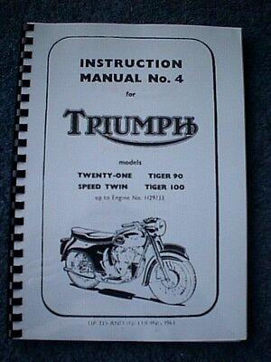 triumph 5ta workshop manual download